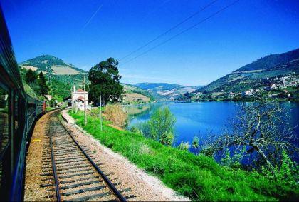 La vallée du Douro par le train - Antonio Saccheti