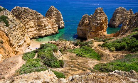 Algarve - Portugal - Anobis / Fotolia.com