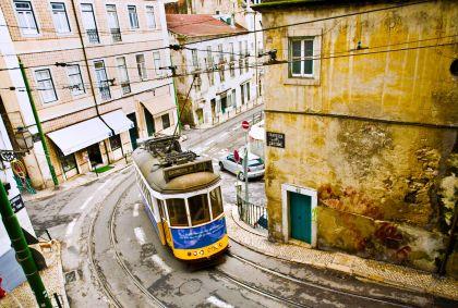 Lisbonne - portugal - Jörg Hackemann / Fotolia.com