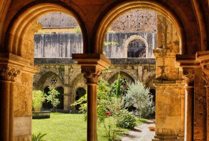 Cathédrale Velha - Coimbra - Portugal - Vector / Fotolia.com