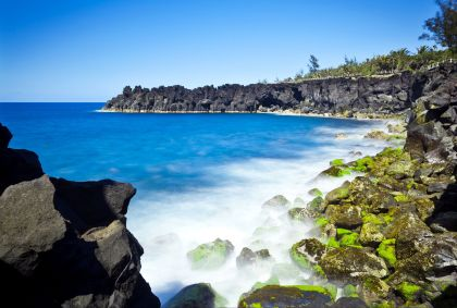 Rochers et falaise du Cap Méchant - Saint-Philippe - La Réunion - Frog 974/fotolia.com
