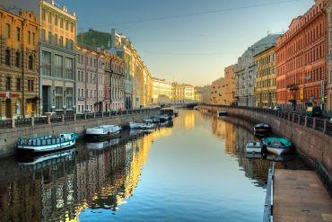 Saint Petersbourg - Russie - Aikon / Fotolia.com