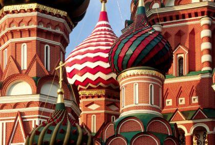Basilique Saint-Basile-le-Bienheureux- Moscou - Russie - Ivan Hafizov / Fotolia.com
