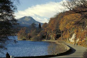 Loch Ard - Ecosse centrale - visitbritain.com