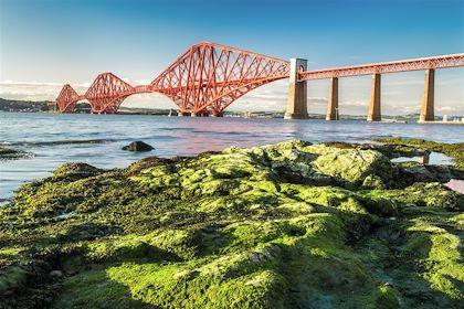 Pont Firth of Forth - Edimbourg - Ecosse - Shaiith/fotolia.com