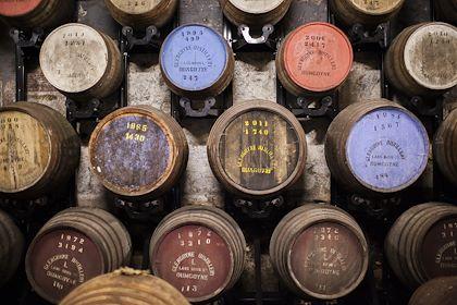 Fabrication de whisky à la distillerie Glengoyne - Dumgoyne - Ecosse - Kieran Dodds/PANOS-REA/Comptoir des Voyages