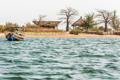Delta du Siné-Saloum - Sénégal - Jon Arnold Images/ hemis.fr