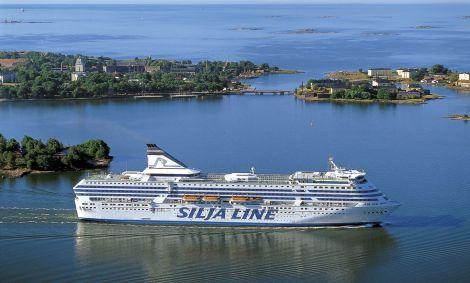 Silja Serenade Symphony - Helsinki - Finlande - Tallink Silja