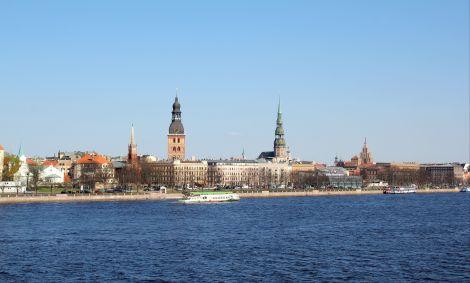 Riga - Lettonie - Charly Coevoet