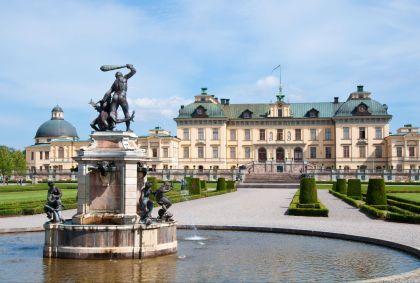 Château de Drottningholm - Stockholm - Suède - Centaur/fotolia.com