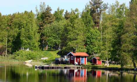 Paysage de Suède - Jens Klingebiel/fotolia.com