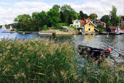 Vaxholm - Comté de Stockholm - Suède - Séverine Barkat