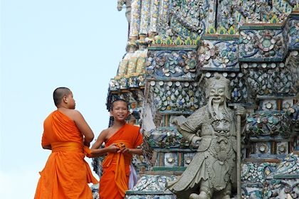 Le Wat Arun - Bangkok - Thaïlande - Chloé Ruffin