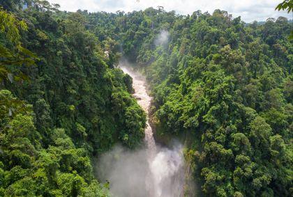 Haew Narok Waterfall - Parc national de Khao Yai - Thaïlande - Witthaya/fotolia.com