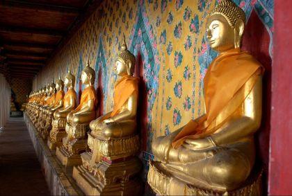Bangkok, Wat Arun - OT Thailande-Patrick Duchier