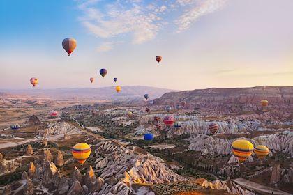 Cappadoce - Turquie - Nikolai Sorokin / Fotolia.com