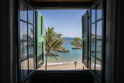 Vue sur l'Océan Indien - Stone Town - Zanzibar Vieille Ville - Tanzanie - Pierre Vassal/HAYTHAM-REA/Comptoir des Voyages