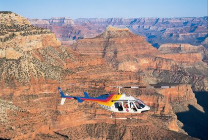 Papillon helicopters - Grand Canyon