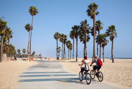 Plage de Santa Monica - Los Angeles - Californie - Etats-Unis - Serge di Marco/fotolia.com