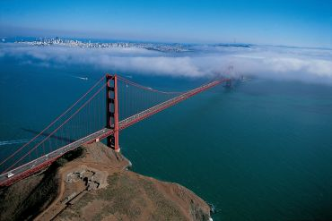 San Fransisco Golden Gate - San Fransisco Convention and visitors bureau