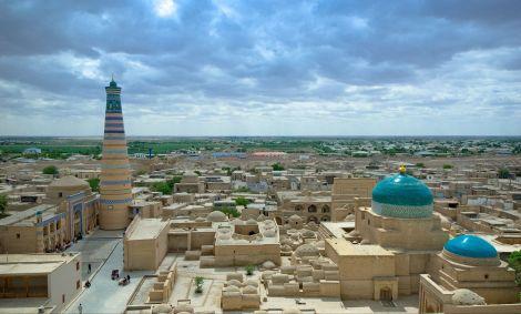 Khiva - Ouzbekistan - javarman / Fotolia.com