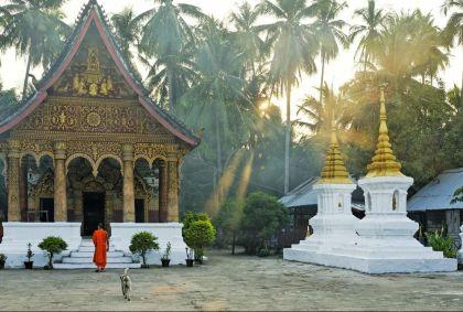 Temple Vat Pha Phay - Luang Prabang - Laos - Jean-Pierre Degas/hemis.fr