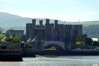 Le château de Conwy - Pays de Galles - Nicolas Adam