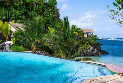 Seabreeze Resort Samoa - Upolu Island - Samoa - Seabreeze Resort Samoa