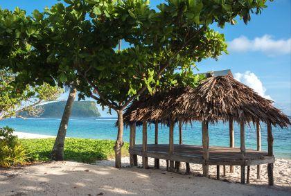 Faré dans l'Archipel des Samoa - Richard Vandewalle/fotolia.com