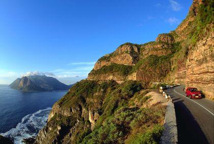 Chapman's Peak Drive - Afrique du Sud - OT Afrique du Sud