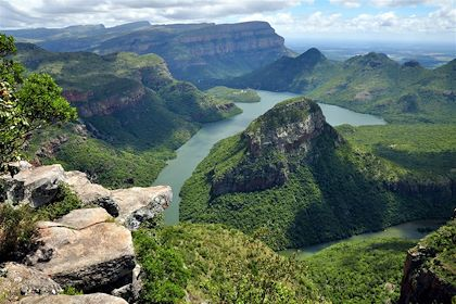 Réserve naturelle de Blyde River Canyon - Drakensberg - Afrique du Sud - Volker Haak/fotolia.com