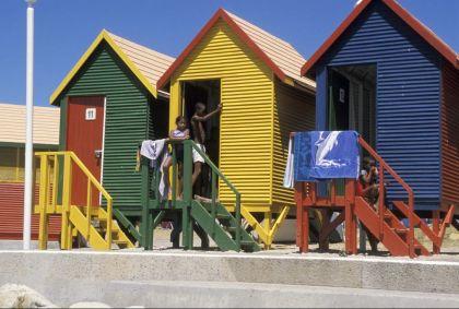 Le Cap - plage de Saint James - Patrick Le Floc'h