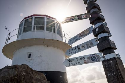 La Péninsule du Cap : le phare de Cape Point - Le Cap - Afrique du Sud - Simon Lambert/HAYTHAM-REA/Comptoir des Voyages