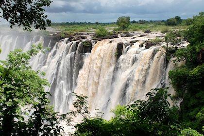 Chutes Victoria - Zimbabwe - Inna Felker / Fotolia.com
