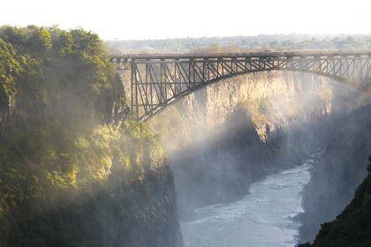 Victoria Falls - Province du Matabeleland Nord - Zimbabwe - David Brunet