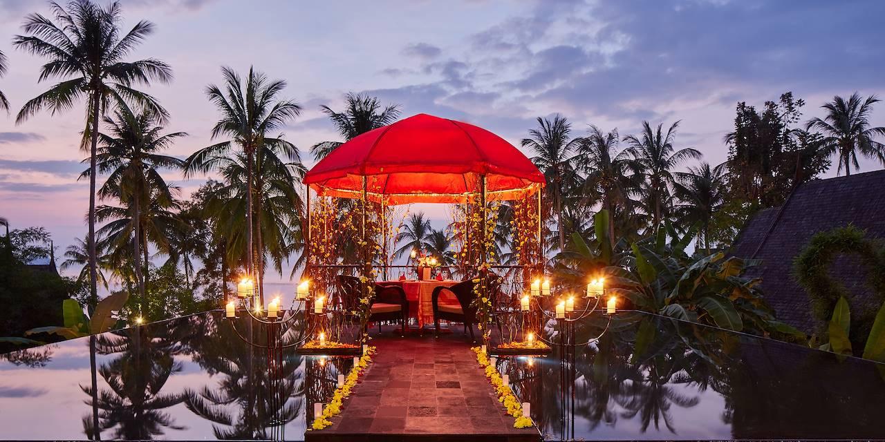 Resort à Ko Pha Ngan - Thaïlande