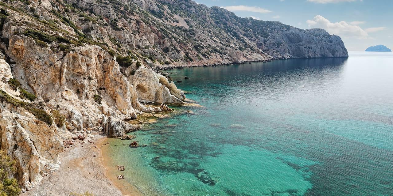 Plage de Vroulidia - Ile de Chios - Grèce