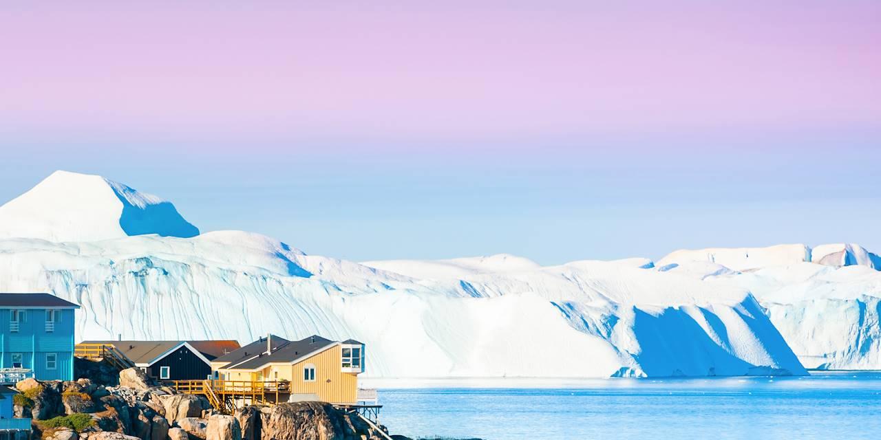 Ilulissat - Baie de Disko - Groënland