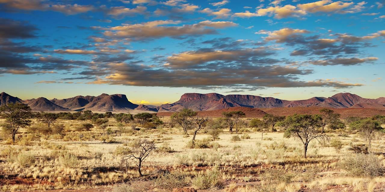 Désert du Kalahari - Namibie