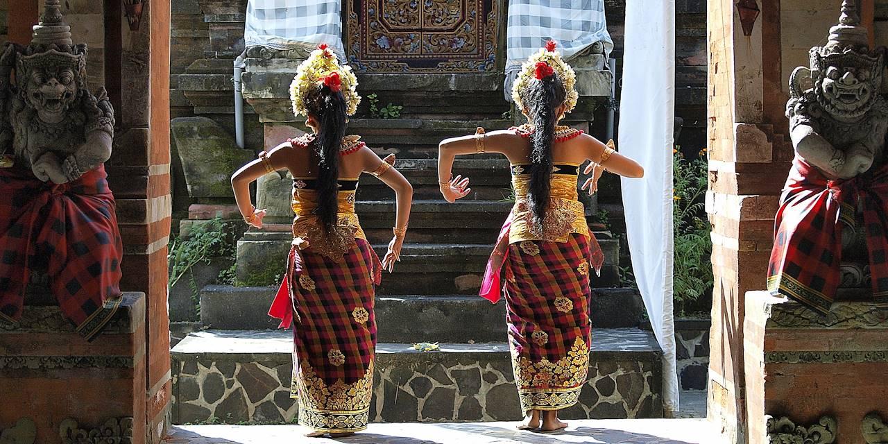 Danseur Barong - bali - Indonésie