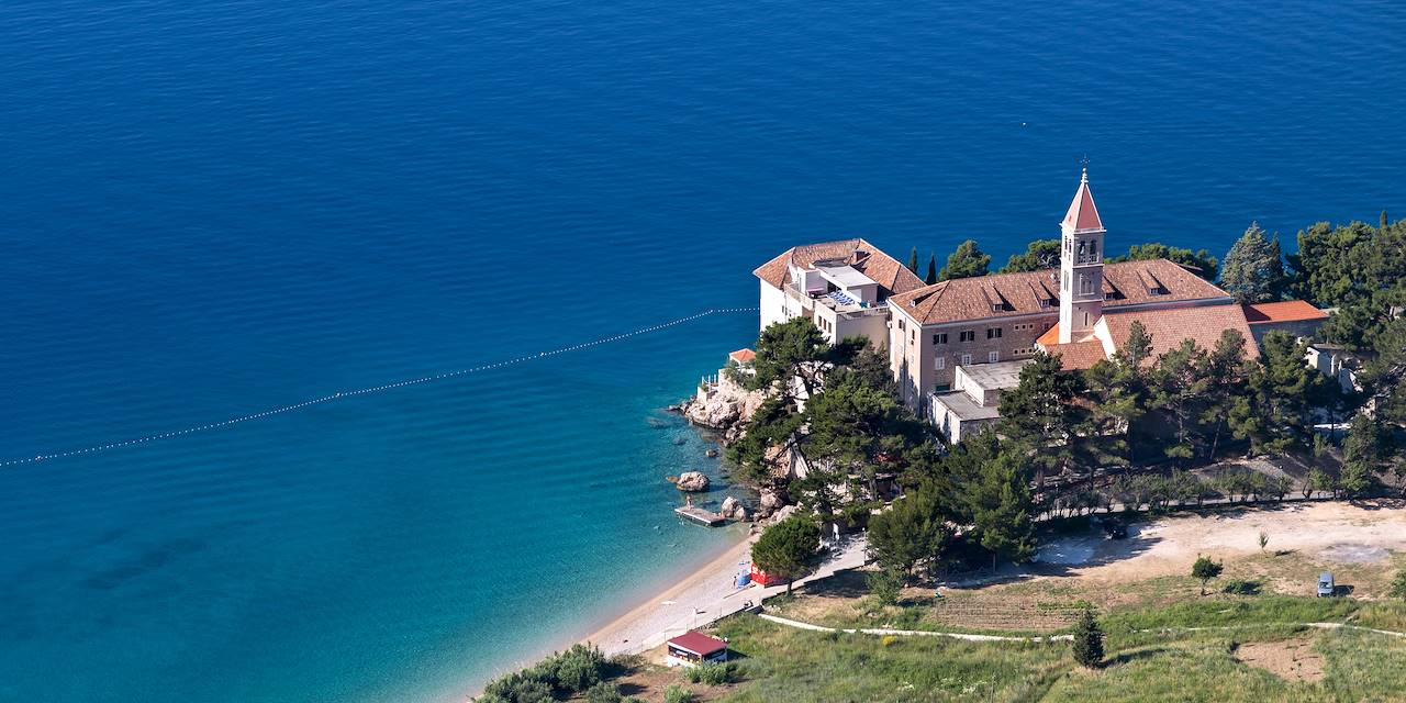 Bol - Île de Brac - Croatie