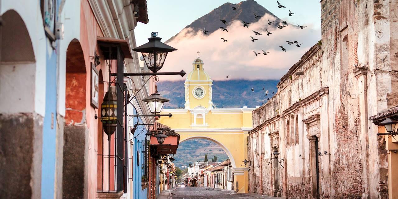 Antigua - Département de Sacatepéquez - Guatemala