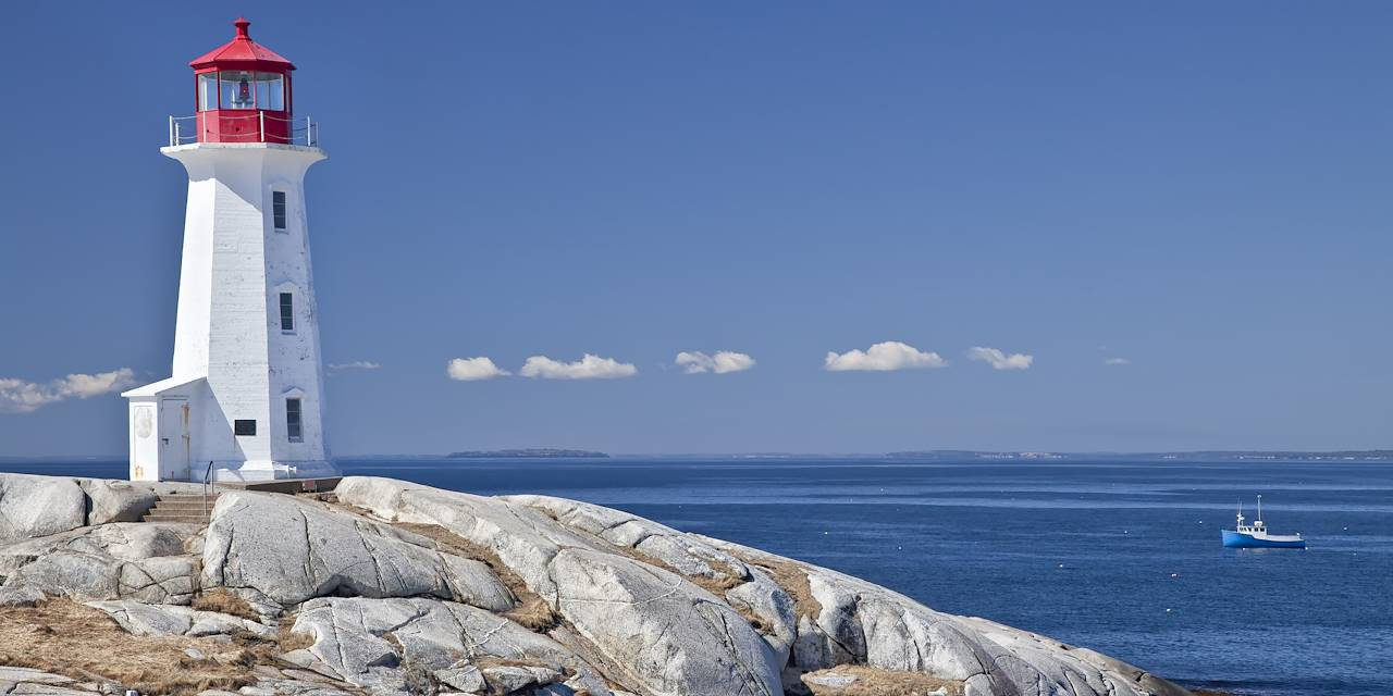 Peggy's Cove - Halifax - Canada