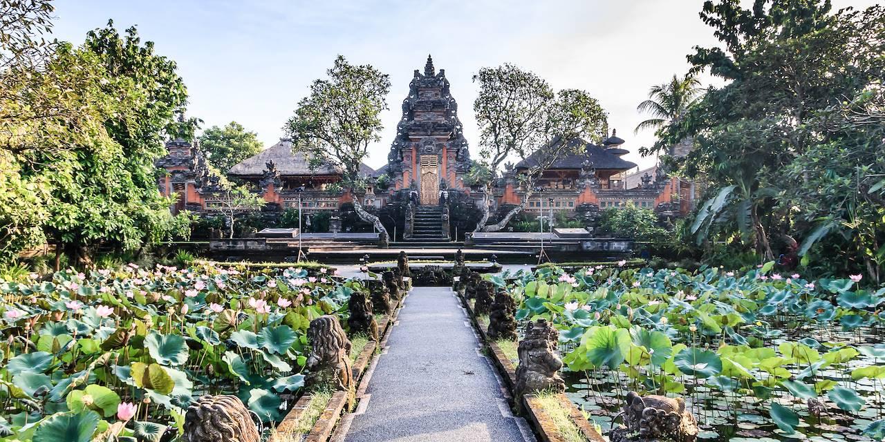 Saraswati Temple Ubud - Bali - Indonésie