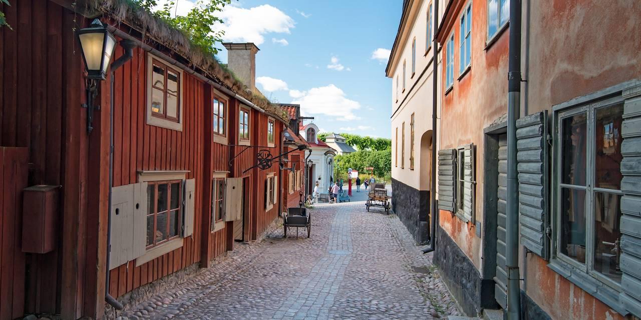 Musée en plein air Skansen - Stockholm - Suède