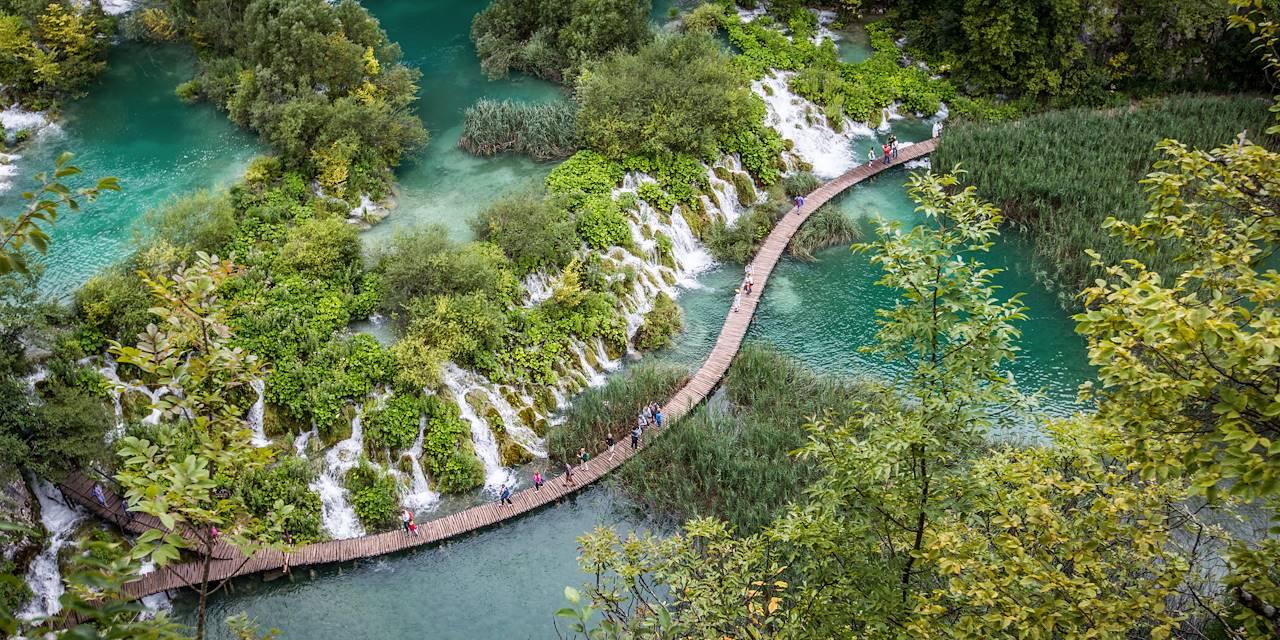 Parc national des lacs de Plitvice -