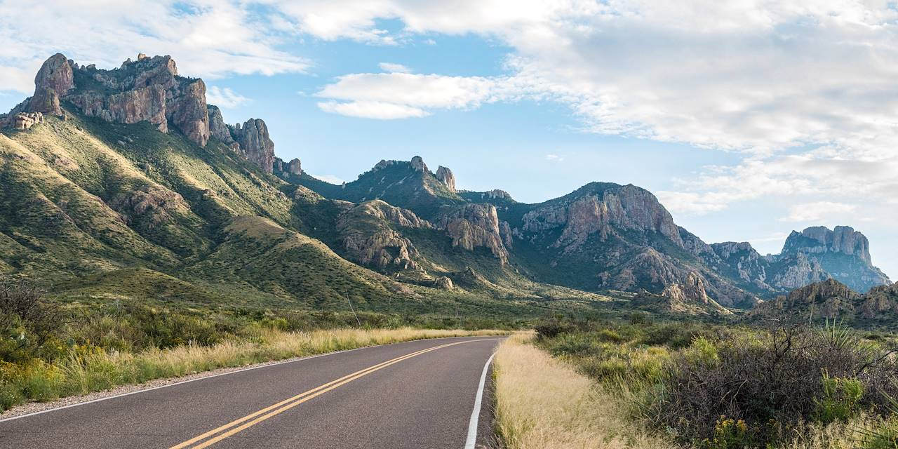 Parc national de Big Bend - Texas - Etats-Unis