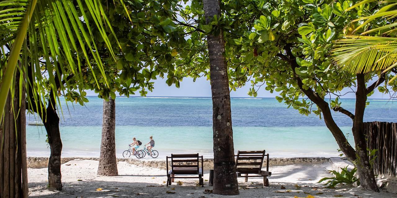 Hébergement sur la côte est de Zanzibar - Tanzanie