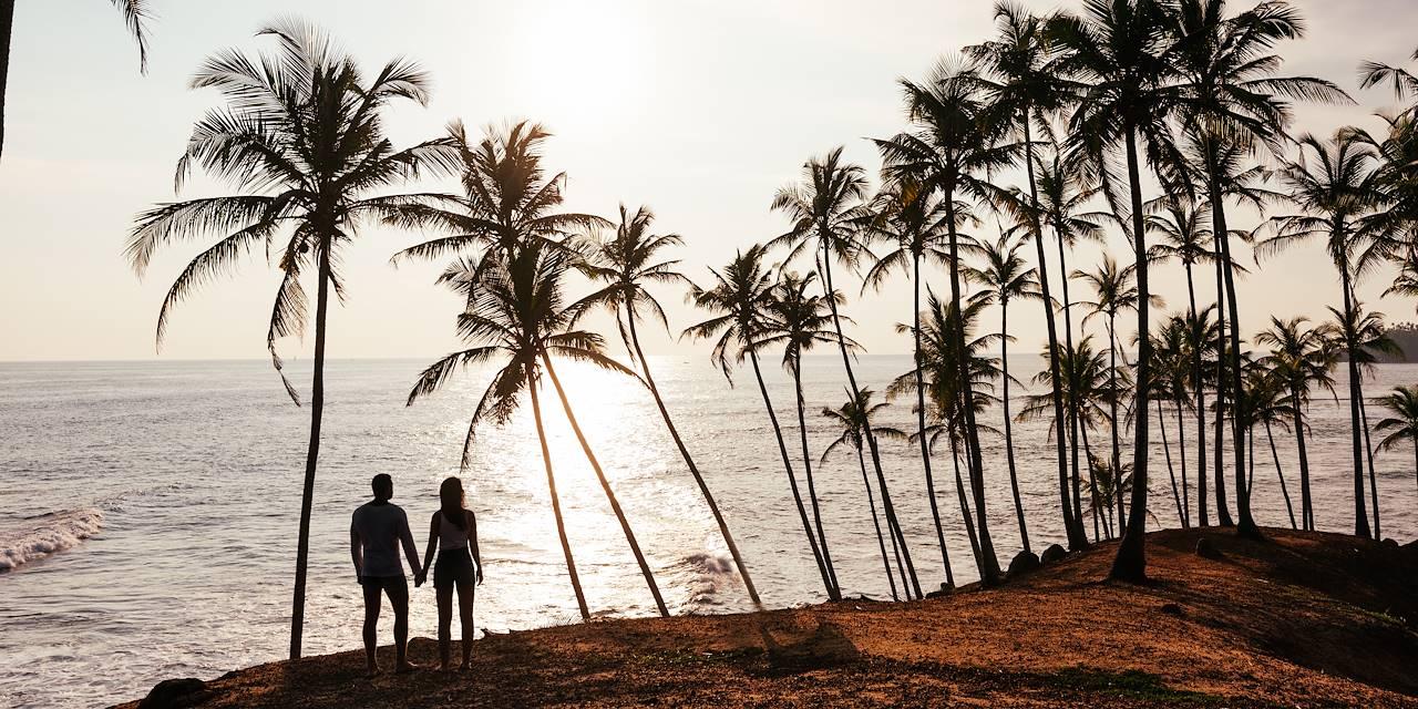 Couple à la Réunion