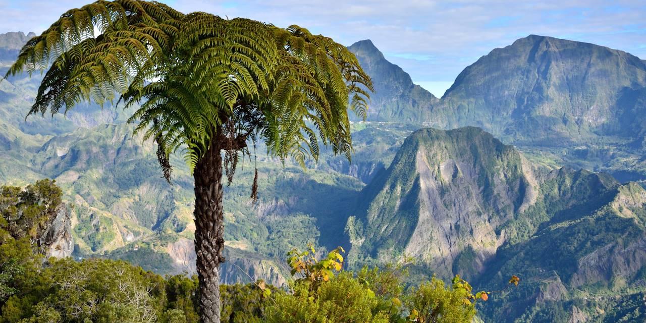 Cirque de Salazie - Parc national de La Réunion - La Réunion